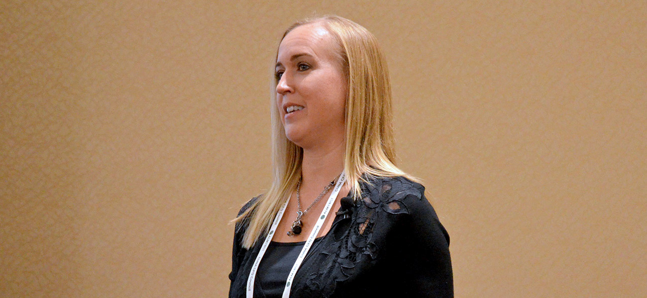 Ashlee Micale at CUNA CFO Council Conference 2017
