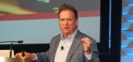 Jim Carroll at CU Direct's Drive '17 Conference