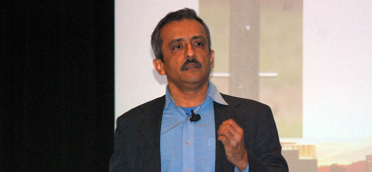 Sundeep Kapur at Drive '17 Conference