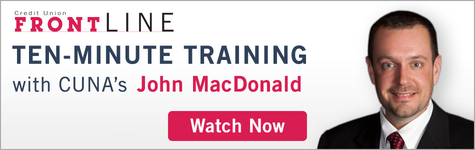 Front Line Training with John MacDonald