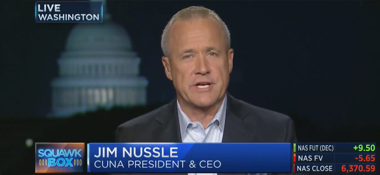 Nussle talks tax reform process, timing on CNBC
