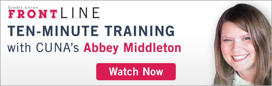 Front Line Training with Abbey Middleton