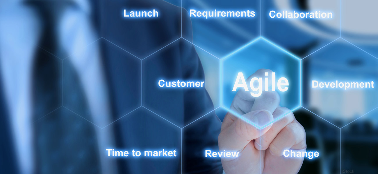 Become more nimble using 'Agile' methodology