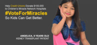 CMN's 'Vote for Miracles' campaign kicks off