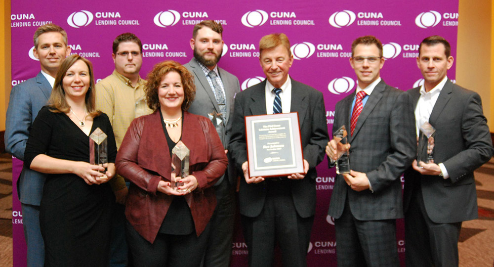 CUNA Lending Conference 2017 Lending Awards
