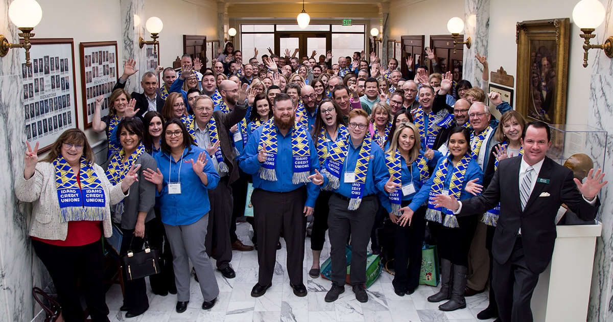 CU Advocacy Army joins NWCUA at Idaho Capitol