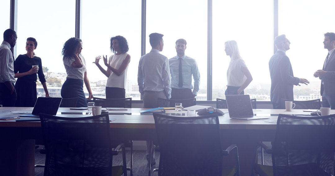 Attract young professionals to your board