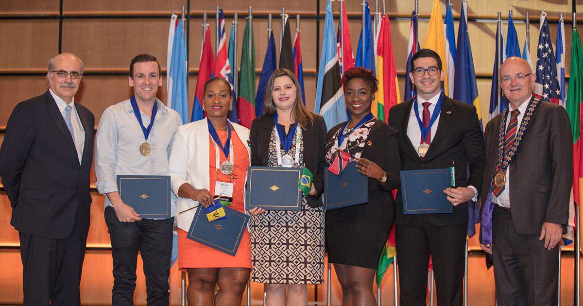 WYCUP scholarships available from World Council