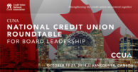 CUNA National Credit Union Roundtable slated for Vancouver