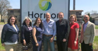 Rep. Marino makes in-district visit to Horizon FCU