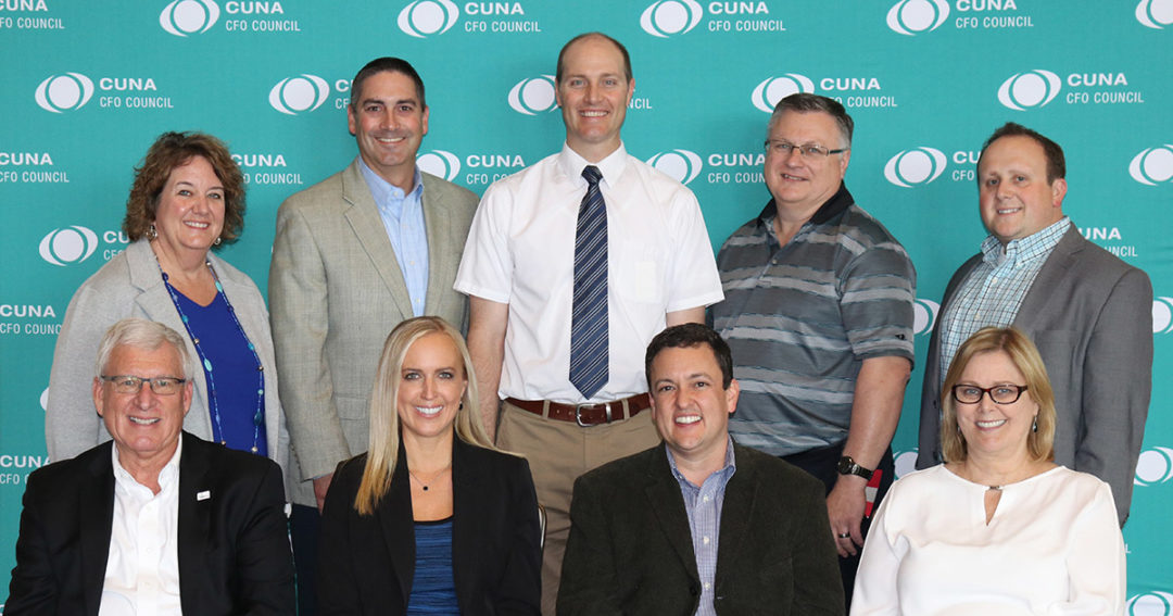 CUNA CFO Council exec committee, award announced