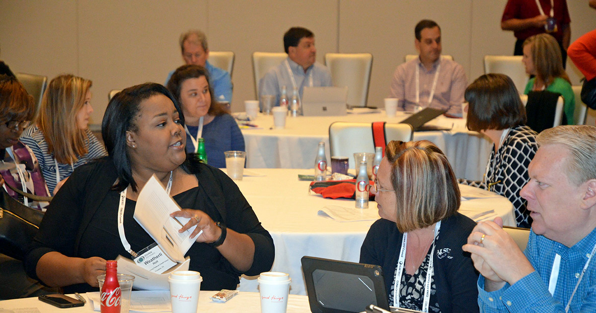 Photo Gallery: Monday at the CUNA CFO Council Conference