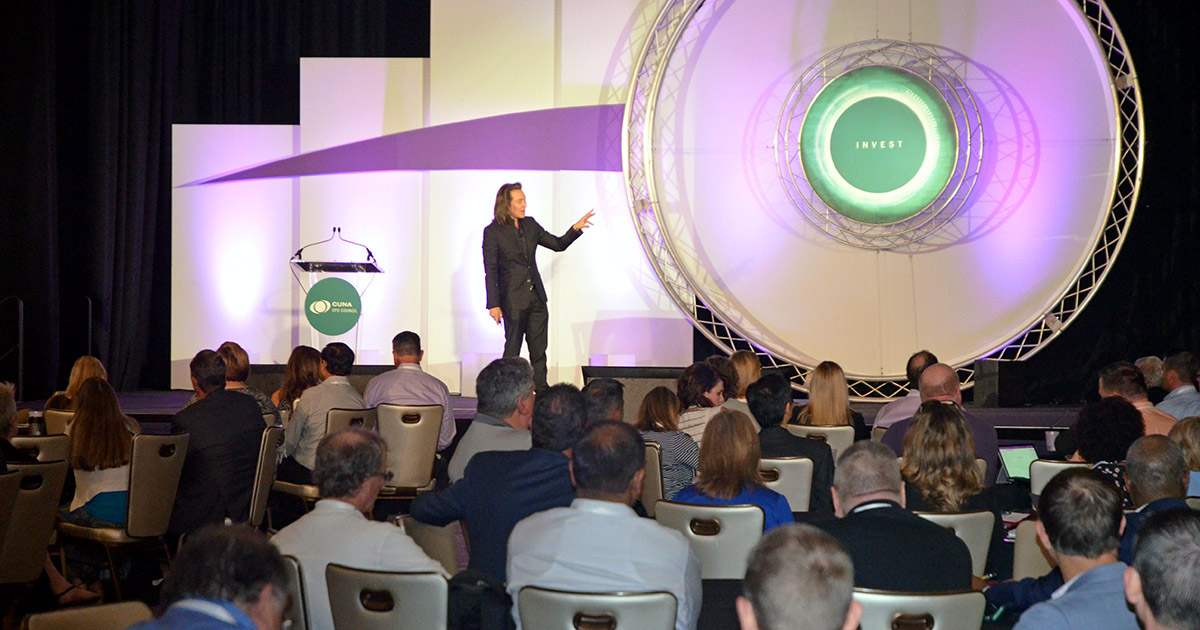 Photo gallery: CUNA CFO Council Conference underway in Austin