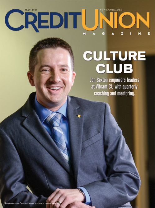 Credit Union Magazine - May 2018