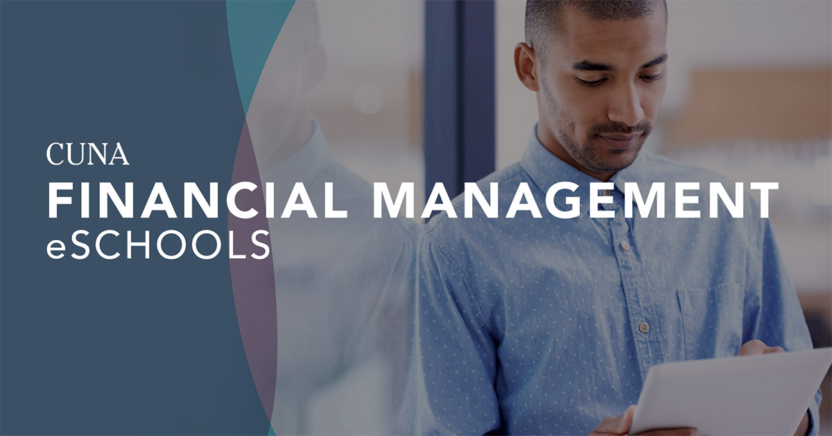 CUNA Financial. Mgt. eSchools to start in August