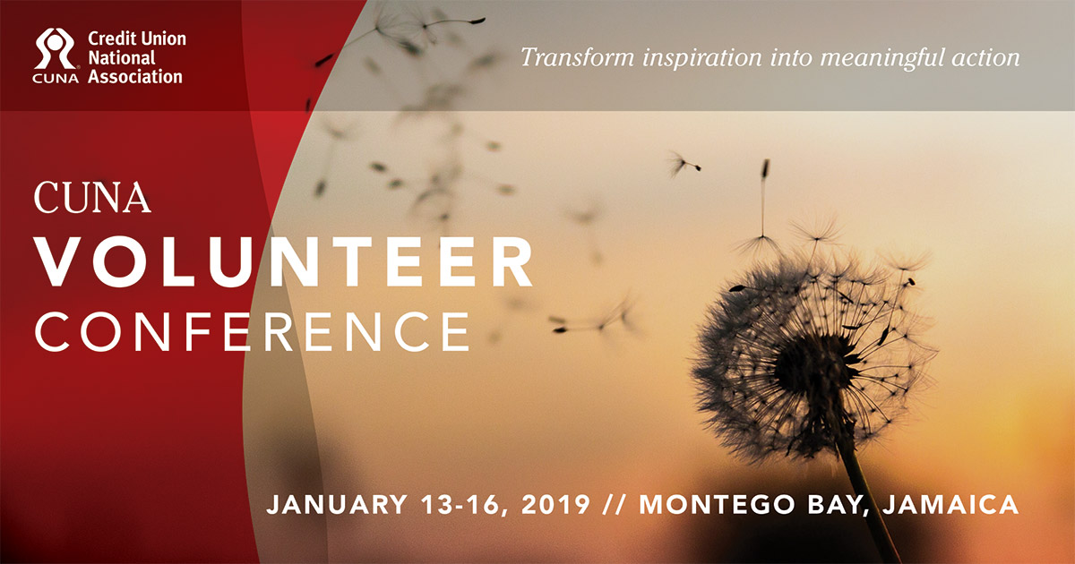 CUNA 2019 Volunteer Conference to be held in Jamaica