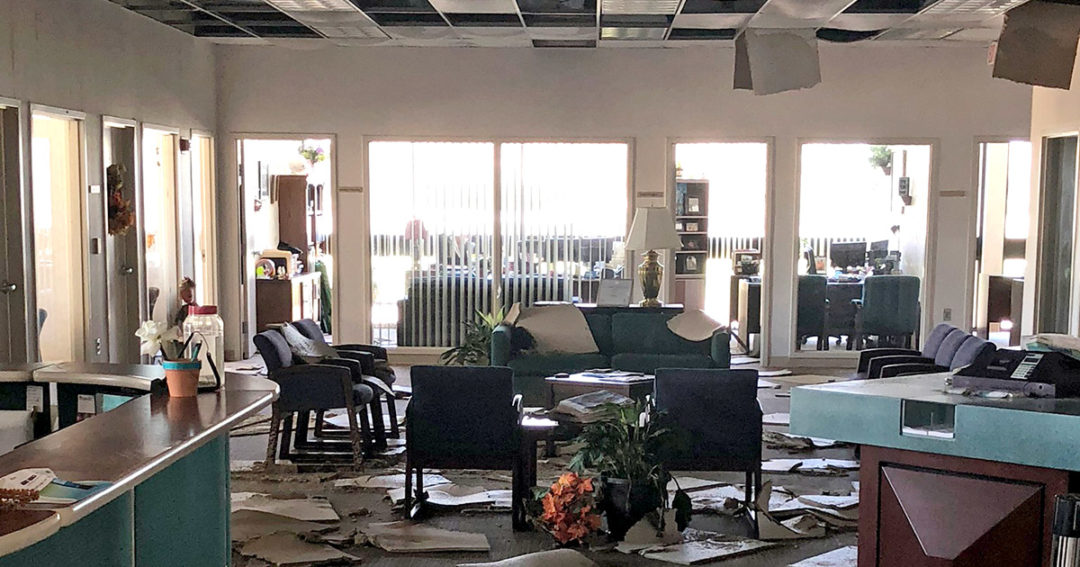 LSCU 'here to provide relief ' to hurricane victims