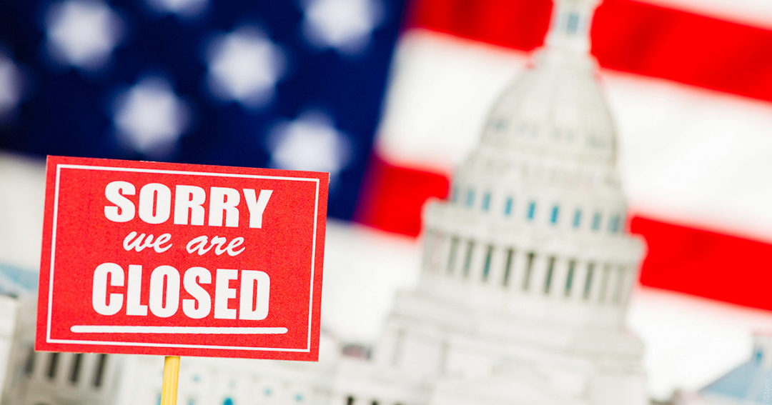 Assistance for government shutdown continues