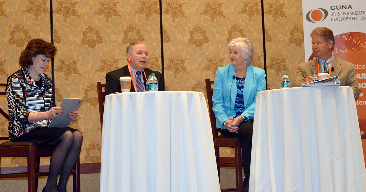 Panel celebrates 25 years of HR/OD