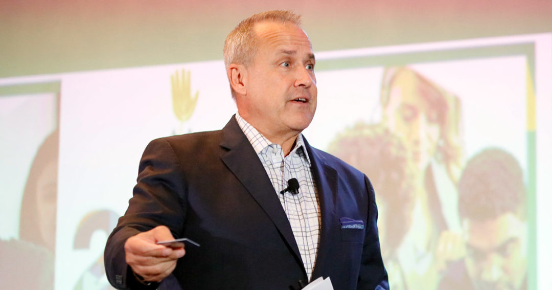 Embrace cooperation, Nussle says