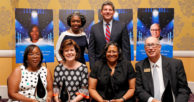 Four inducted into AACUC Hall of Fame
