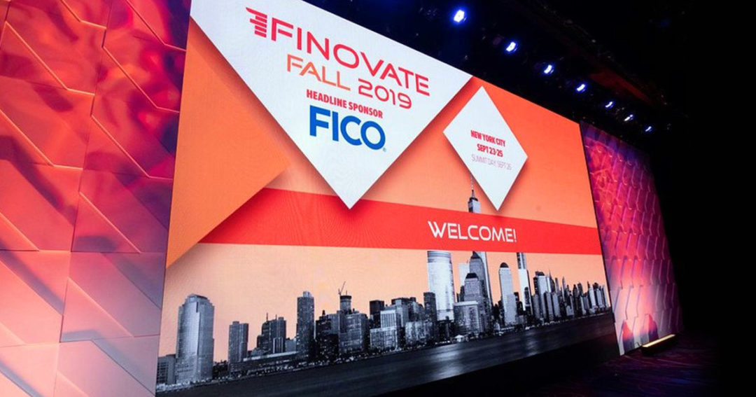 Finovate highlights: The year of the olive branch?