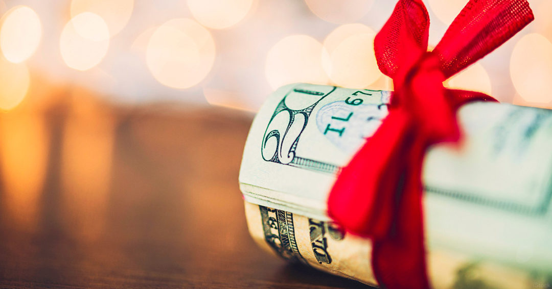 Holiday season is dividend time for credit unions