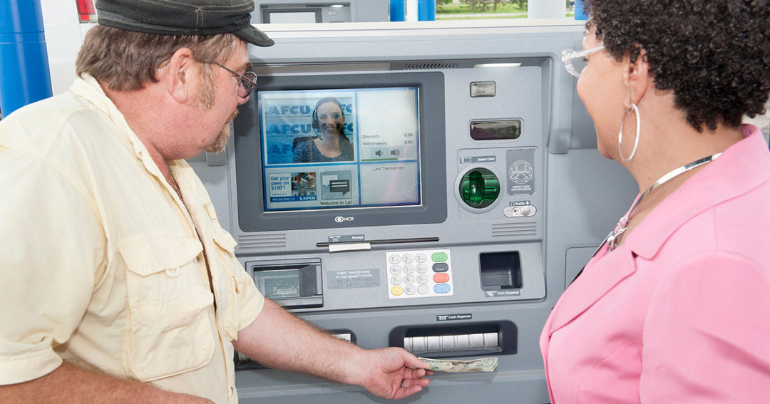 Technology enables member service
