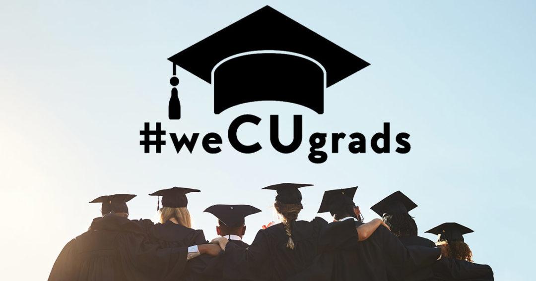 #weCUgrads supports graduates via social media