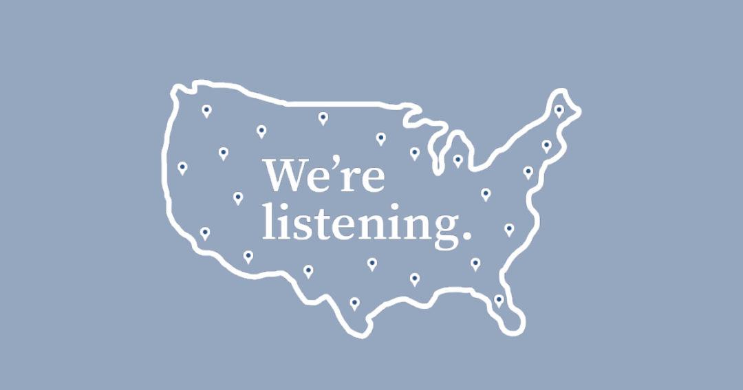 Member value: We're listening