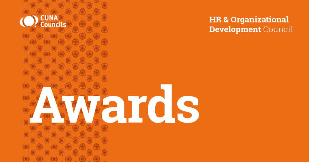 CUNA HR & Organizational Development Council awards