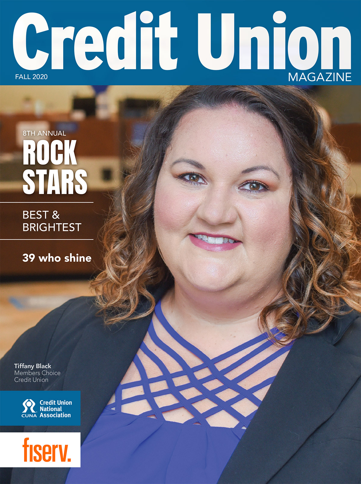 Credit Union Magazine's 2020 Rock Stars