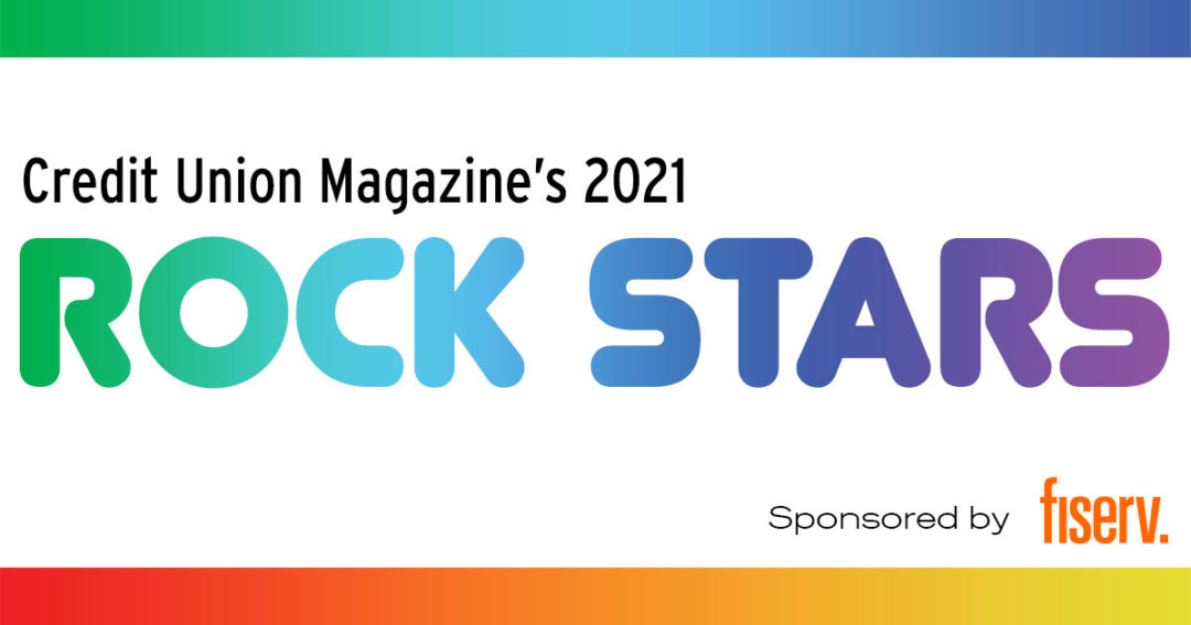 Credit Union Magazine's 2021 Rock Stars