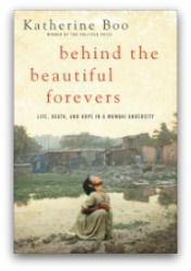 'Behind the Beautiful Forevers'