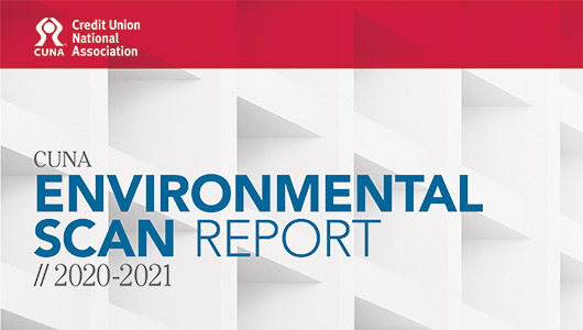 CUNA Environmental Scan resources