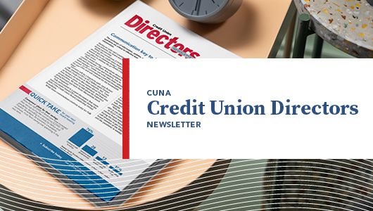 Credit Union Directors Newsletter