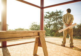 Builder Confidence Holds Steady in January