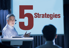 Get the C-Suite to Listen: Five Strategies