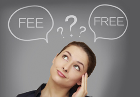 Fee or Free? Let Members Choose