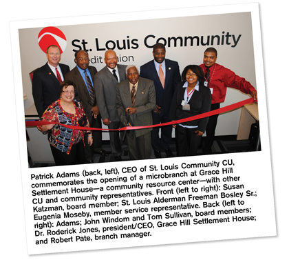 Reviving The Spirit Of St Louis 2014 03 01 Credit Union Magazine