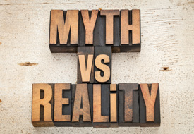 Ten Marketing Myths that Plague CU Professionals