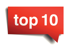 Top Ten Takeaways from NACUSO 2014