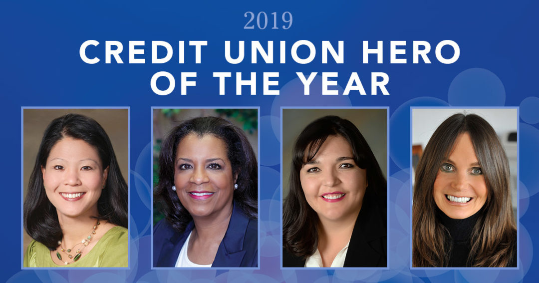Meet the 2019 Credit Union Heroes