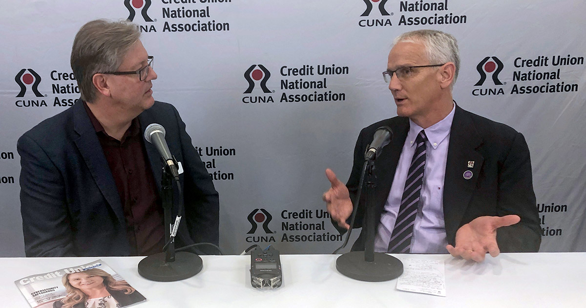 PODCAST: Conversations at the 2019 CUNA GAC
