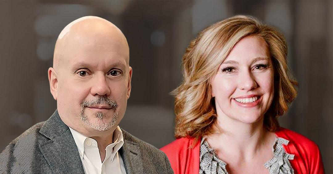 John Kenjar and Kristin Llewelyn discuss their award-winning marketing and business development efforts.