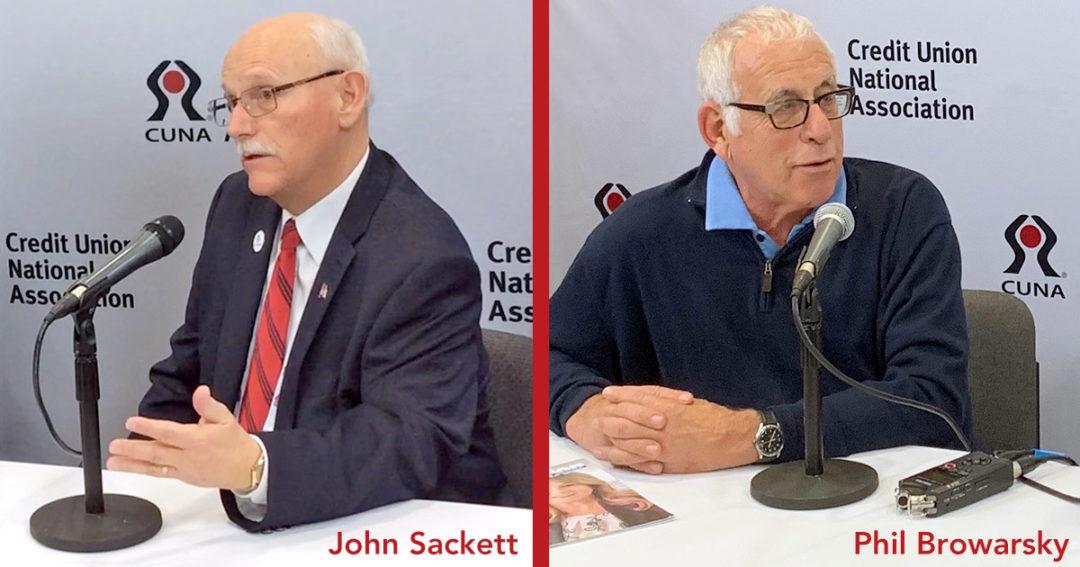John Sackett & Phil Browarsky